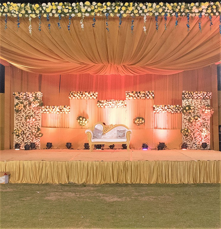 Plan your wedding at the right venue