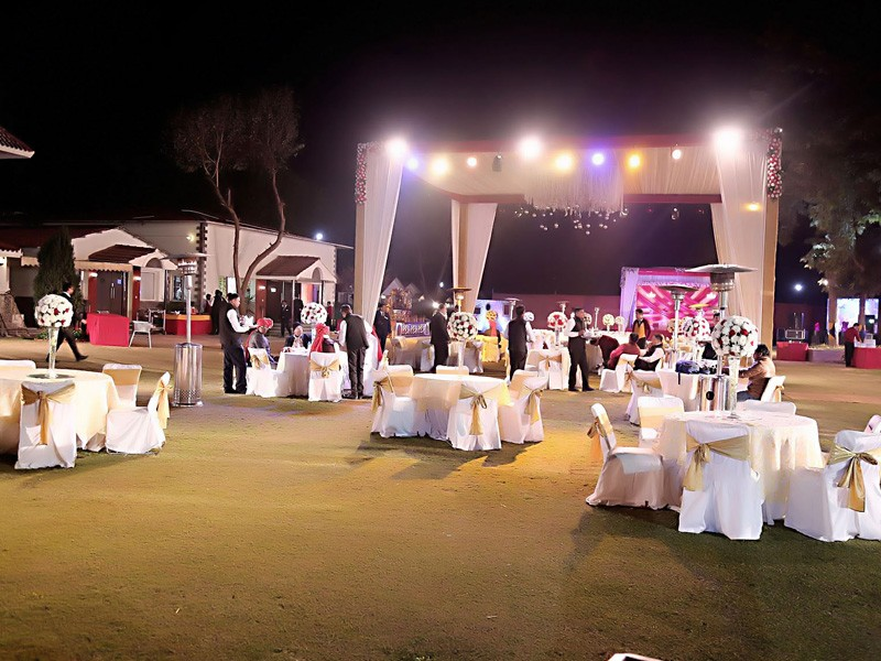 What to expect from a destination wedding venue in Gurgaon?